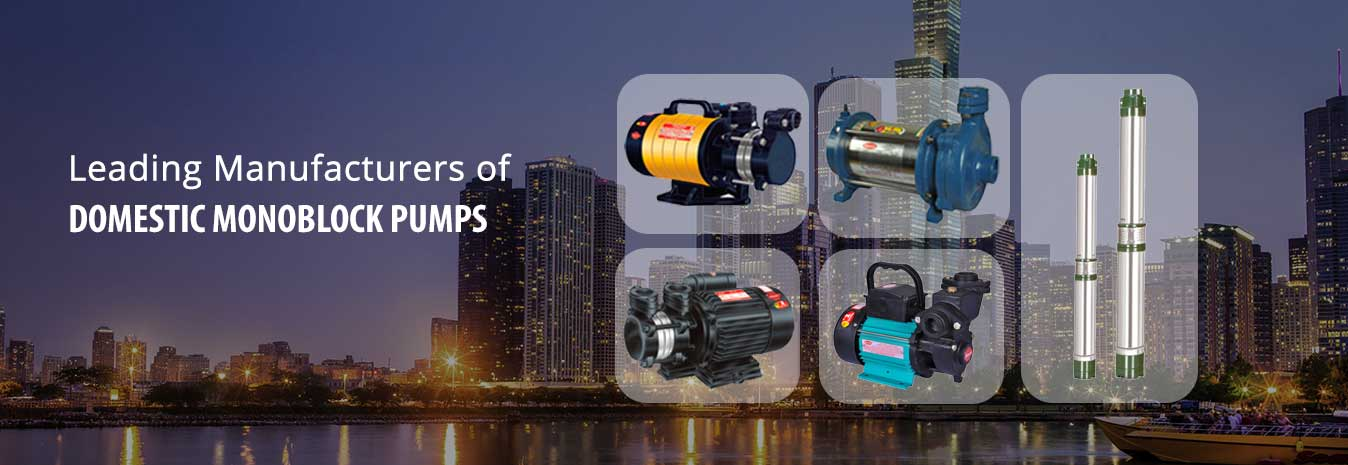Leading Manufacturers of All Pumps